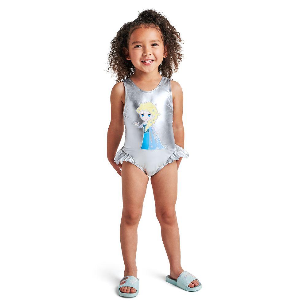 Elsa Swimsuit for Girls