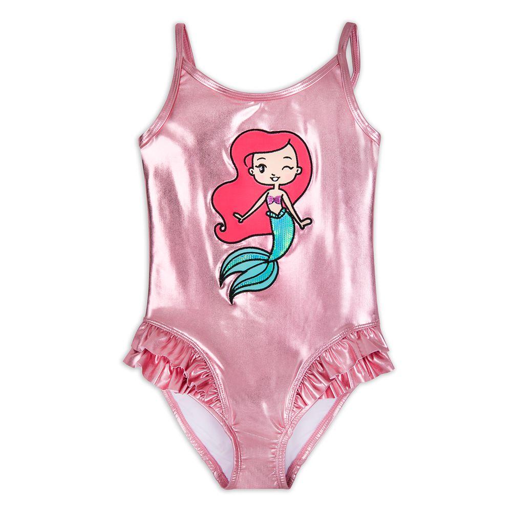 Ariel Swimsuit for Girls – The Little Mermaid