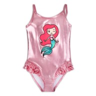 Ariel Swimsuit for Girls – The Little Mermaid