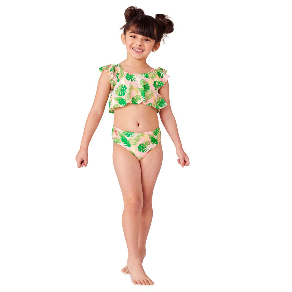 Mickey Mouse Tropical Swimsuit for Girls