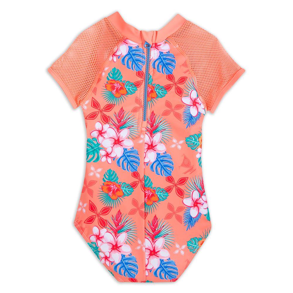 Moana Swimsuit for Girls