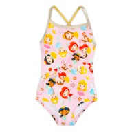 Disney Princess Swimsuit for Girls