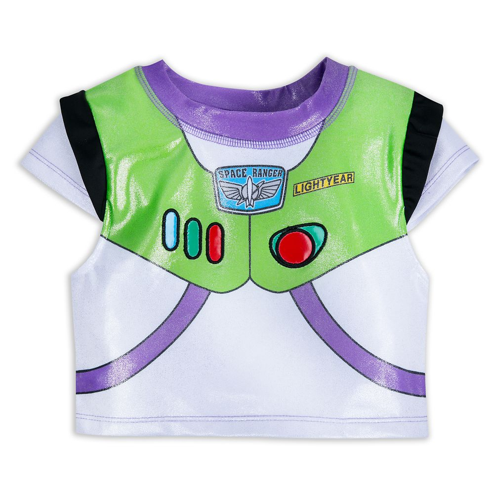 Buzz Lightyear Costume Swimsuit for Girls – Toy Story