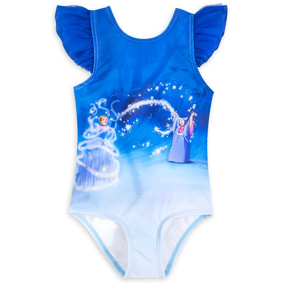 Cinderella Swimsuit for Girls