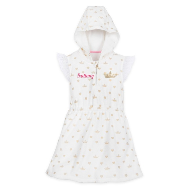 Disney Princess Cover-Up for Girls – Personalized