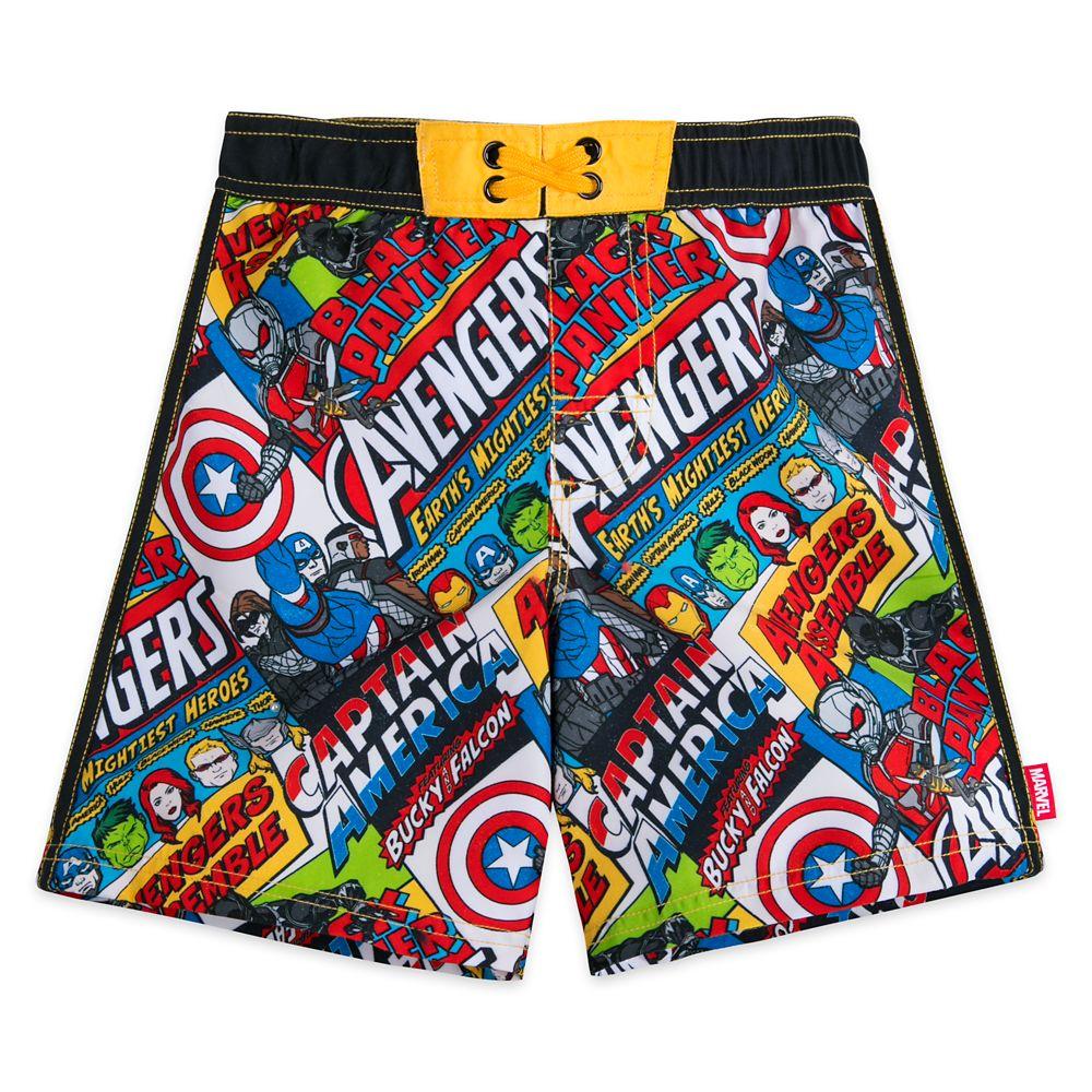 Avengers Swim Trunks for Boys