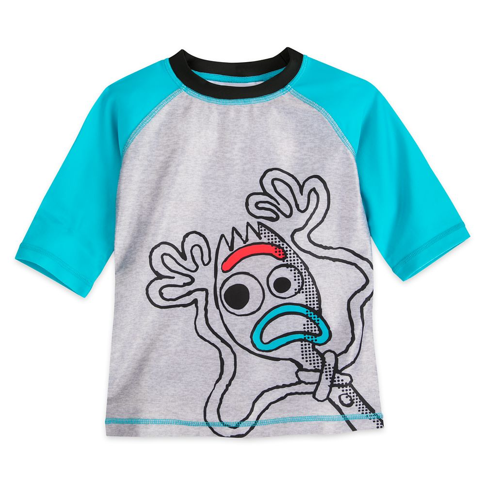 Forky Rash Guard for Boys – Toy Story