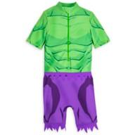 Hulk Costume Swimsuit for Kids