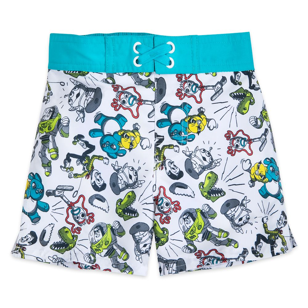 Toy Story Swim Trunks for Boys