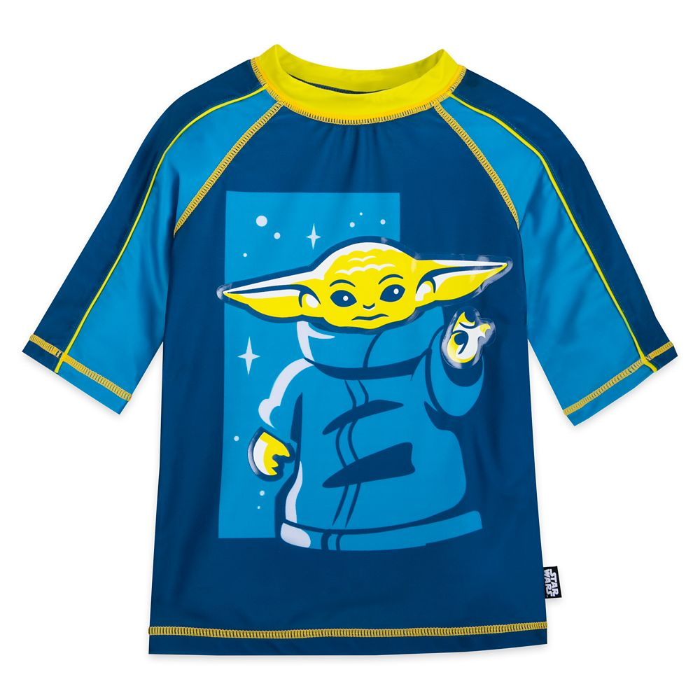Star Wars: The Mandalorian Rash Guard for Boys