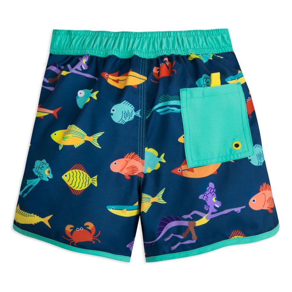 Luca Swim Trunks for Kids