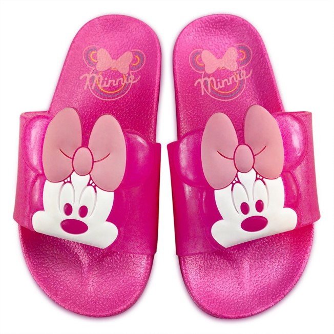 Minnie Mouse Slides for Girls