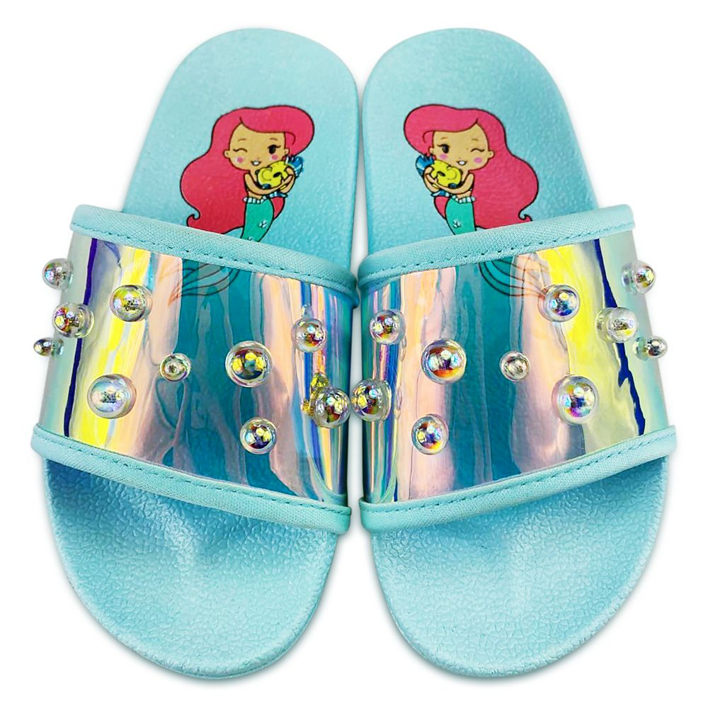 Ariel Slides for Girls