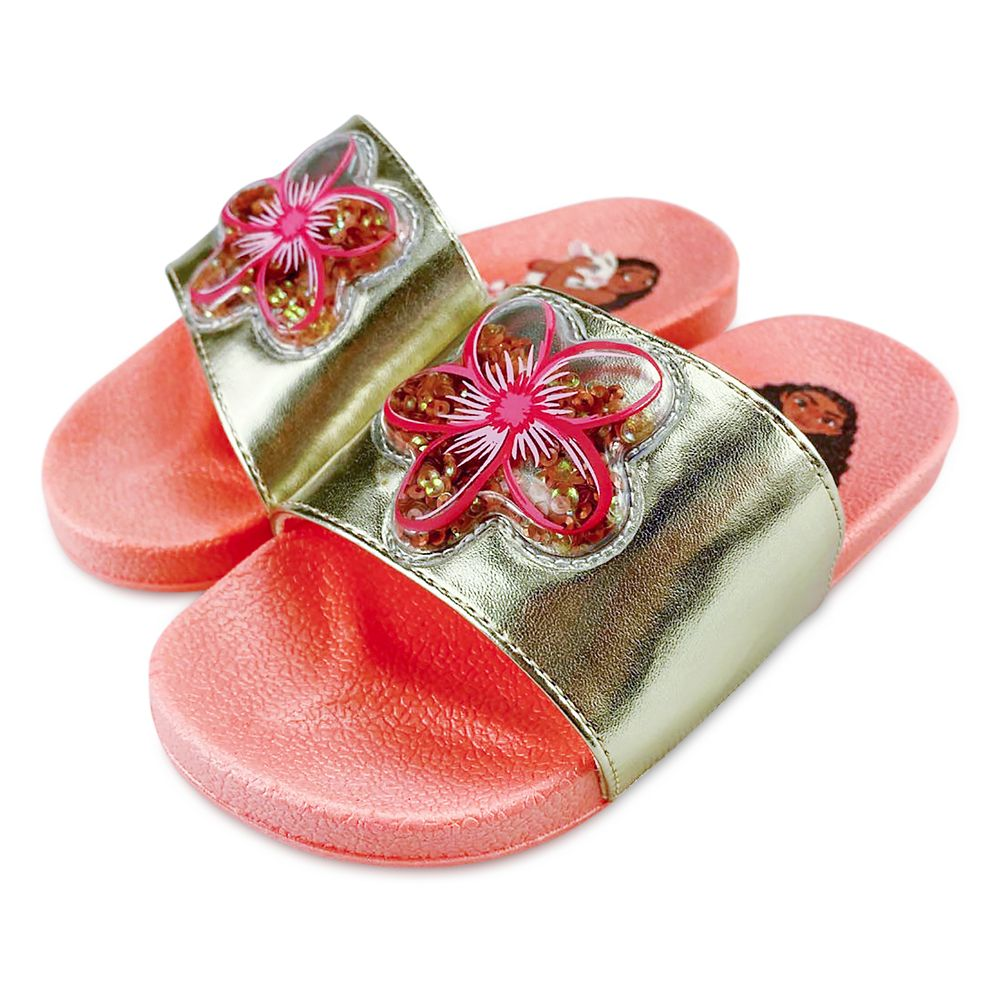 Moana Slides for Girls