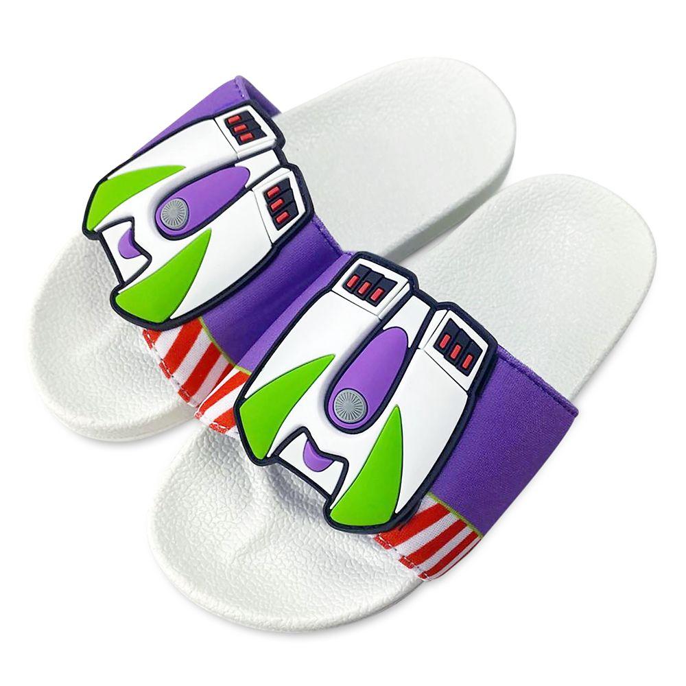 Buzz Lightyear Slides for Boys