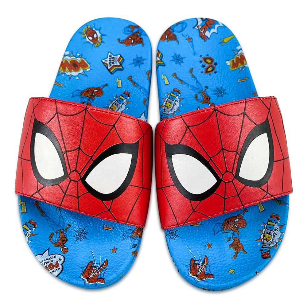 Spider-Man Slides for Boys