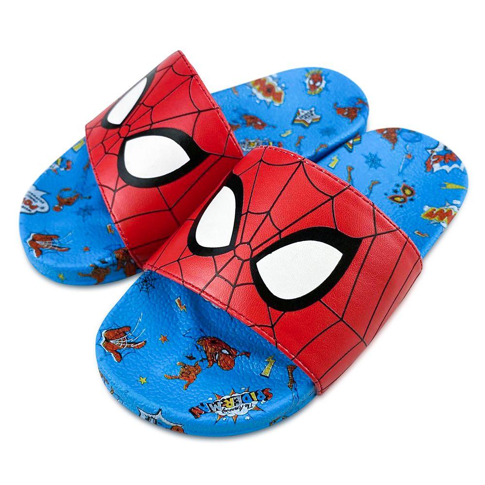 Spider-Man Slides for Boys