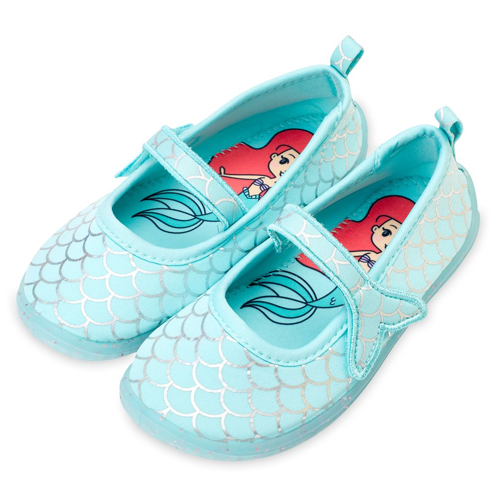 Ariel Swim Shoes for Kids – The Little Mermaid