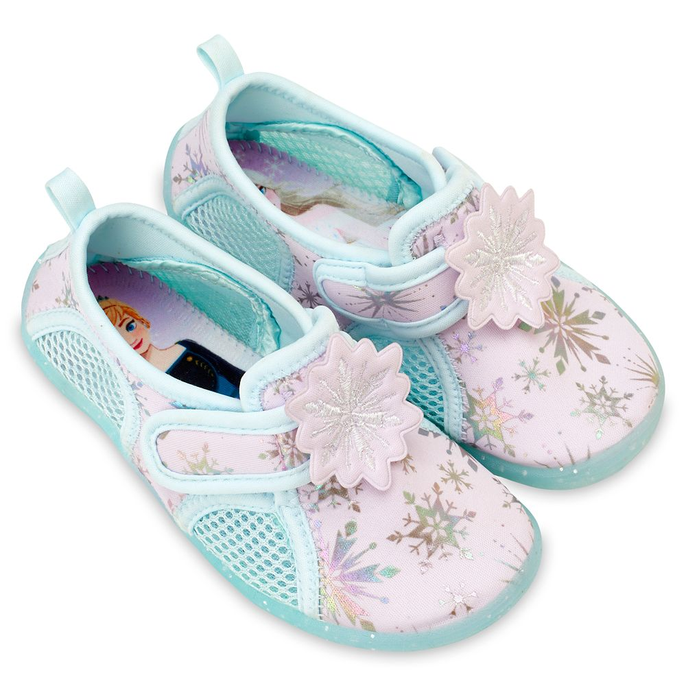 Anna and Elsa Swim Shoes for Kids – Frozen 2