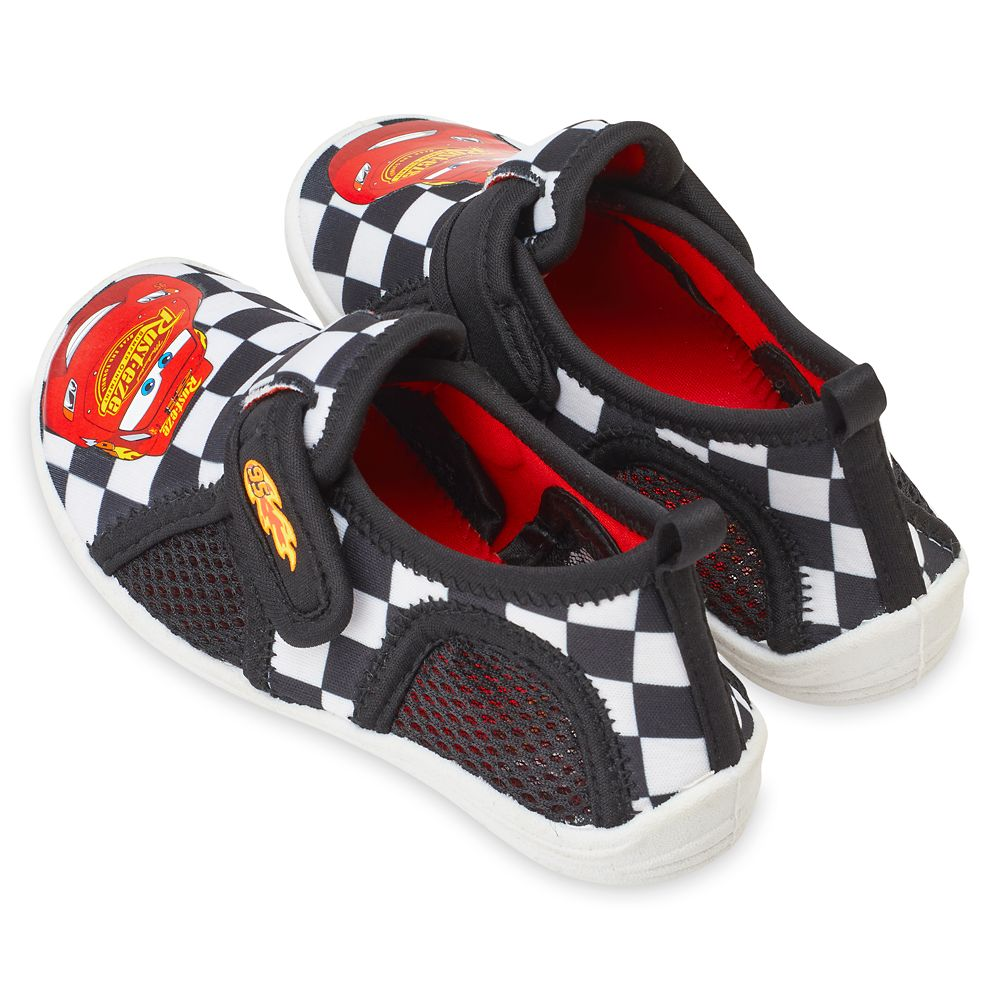 Lightning McQueen Swim Shoes for Kids – Cars