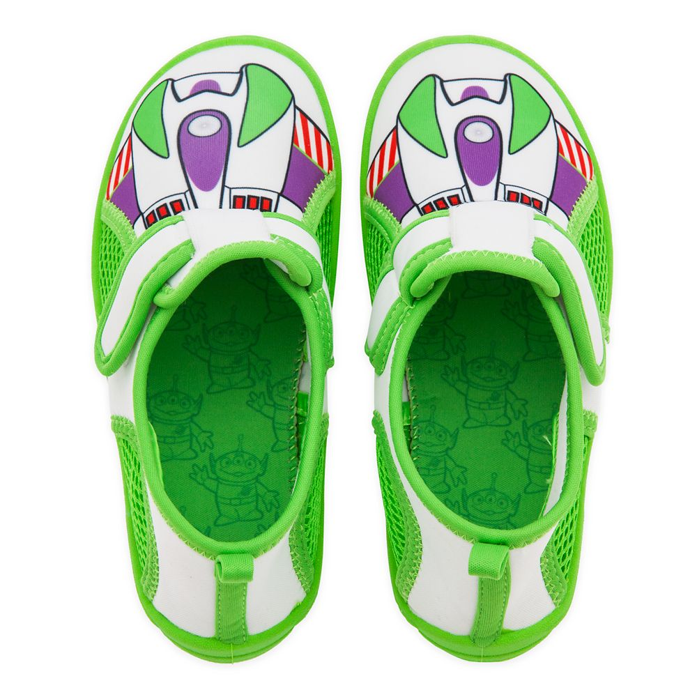 Buzz Lightyear Swim Shoes for Kids