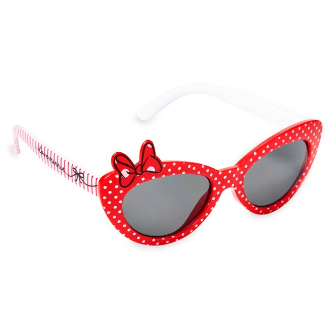 Minnie Mouse Sunglasses for Kids – Red