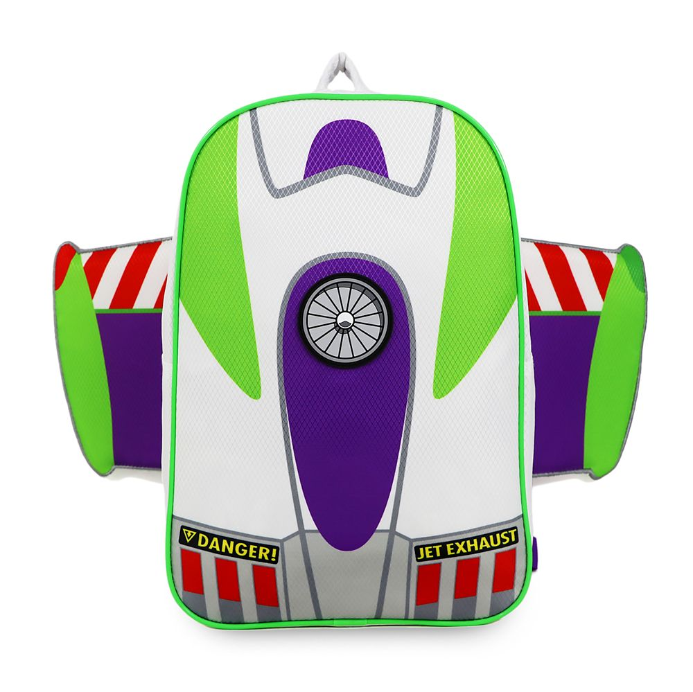 shopdisney.com - Buzz Lightyear Swim Bag Backpack  Toy Story Official shopDisney 16.99 USD