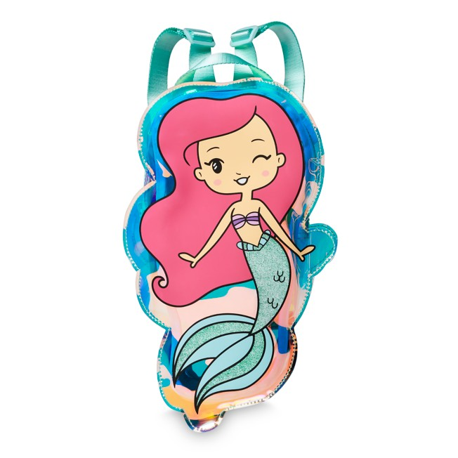 Ariel Figural Swim Bag Backpack