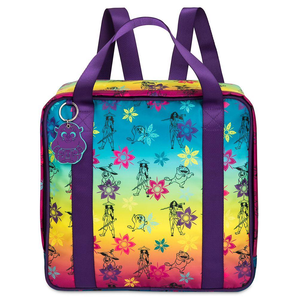 Raya and the Last Dragon Swim Bag Backpack