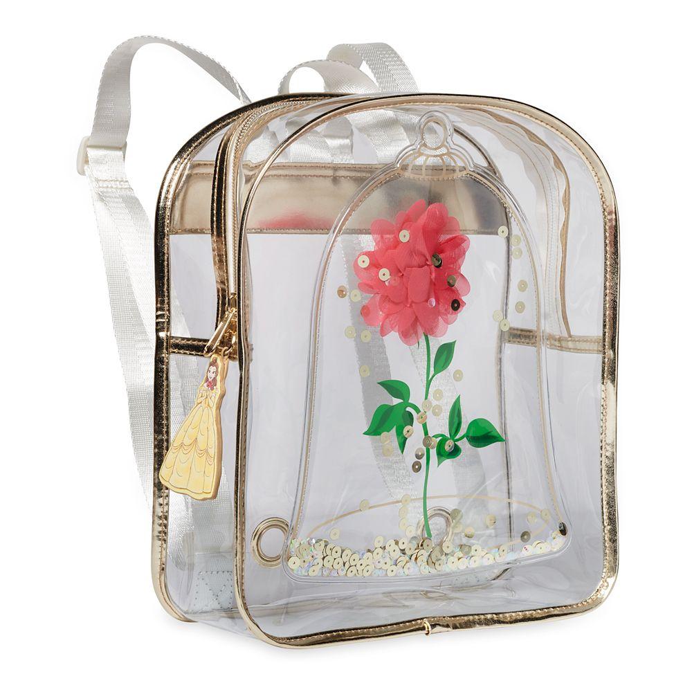 Beauty and the Beast Swim Bag Backpack