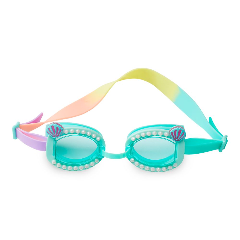 Ariel Swim Goggles for Kids – The Little Mermaid