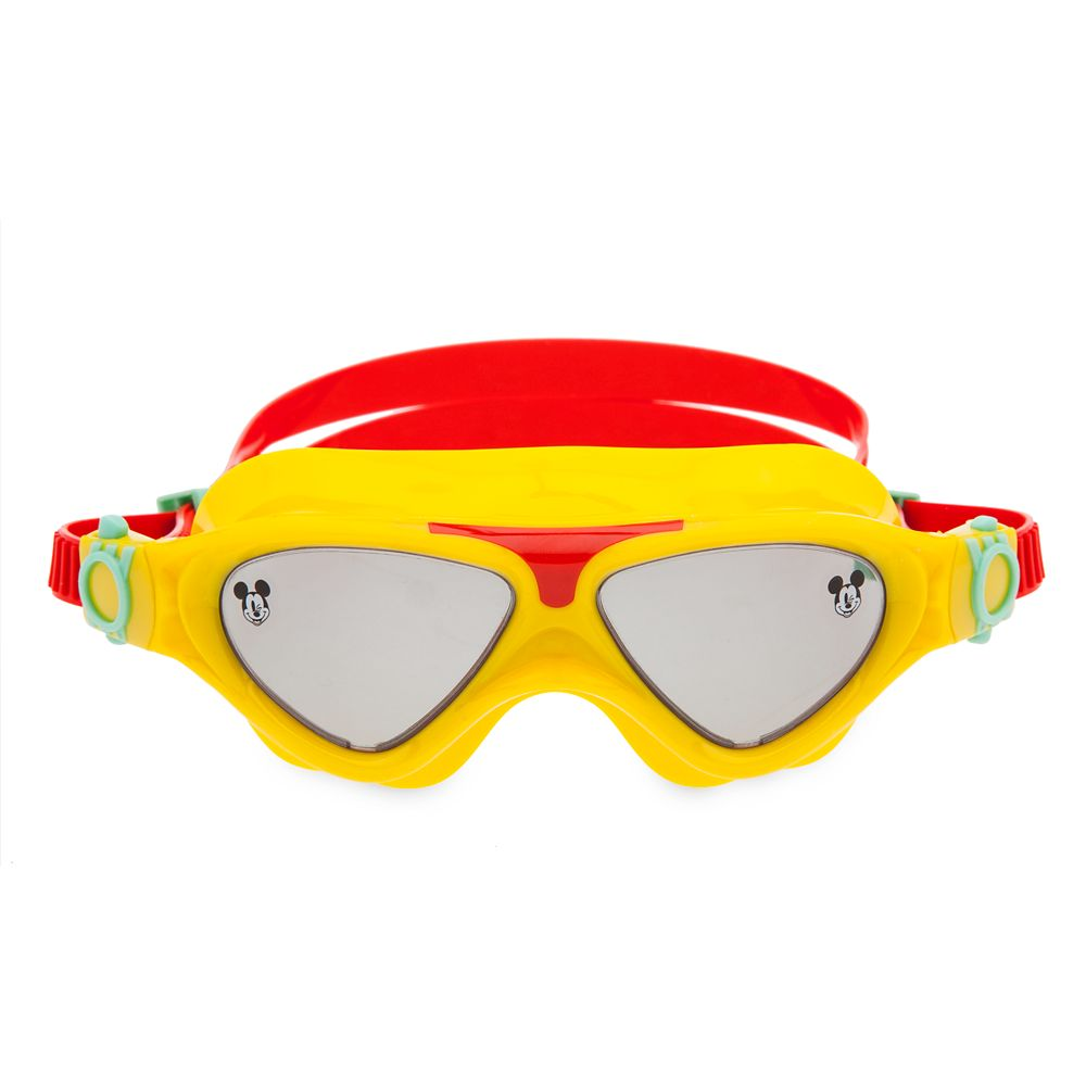 Mickey Mouse Swim Goggles for Kids
