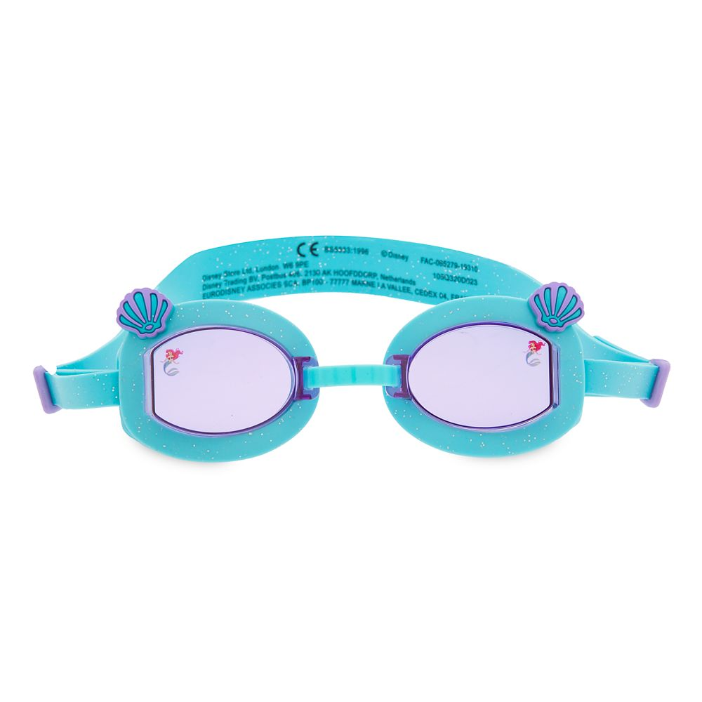 Ariel Swim Goggles for Kids