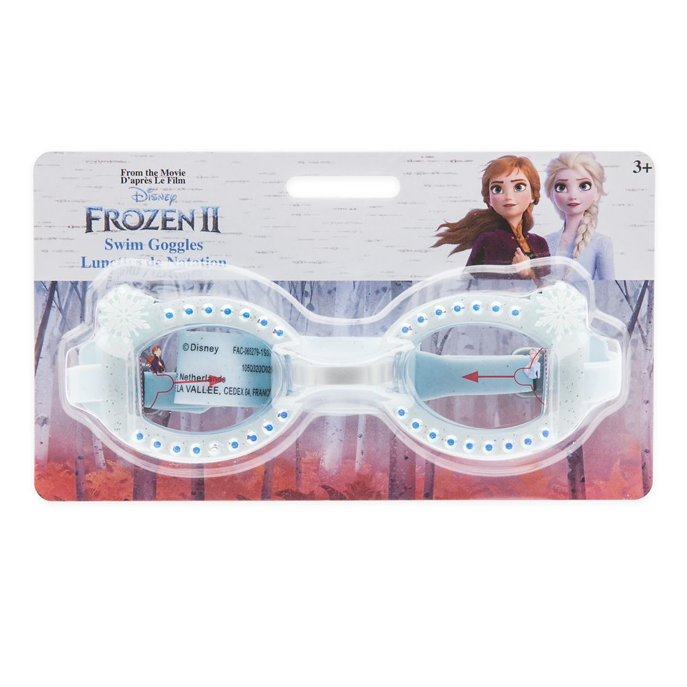 Frozen 2 Swim Goggles for Kids