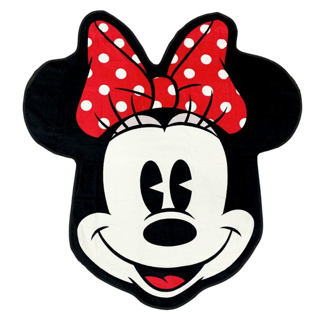 Minnie Mouse Deluxe Beach Towel