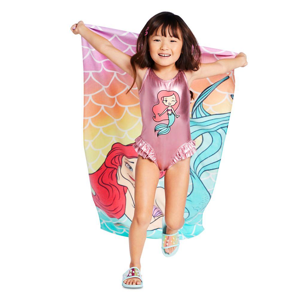 Ariel Beach Towel – The Little Mermaid