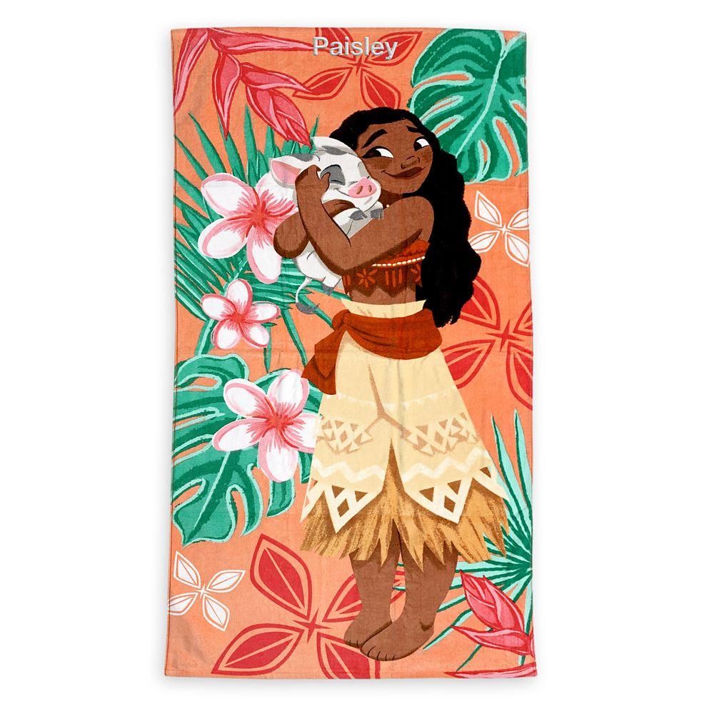 Moana Beach Towel