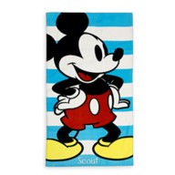 Mickey Mouse Beach Towel – Personalized