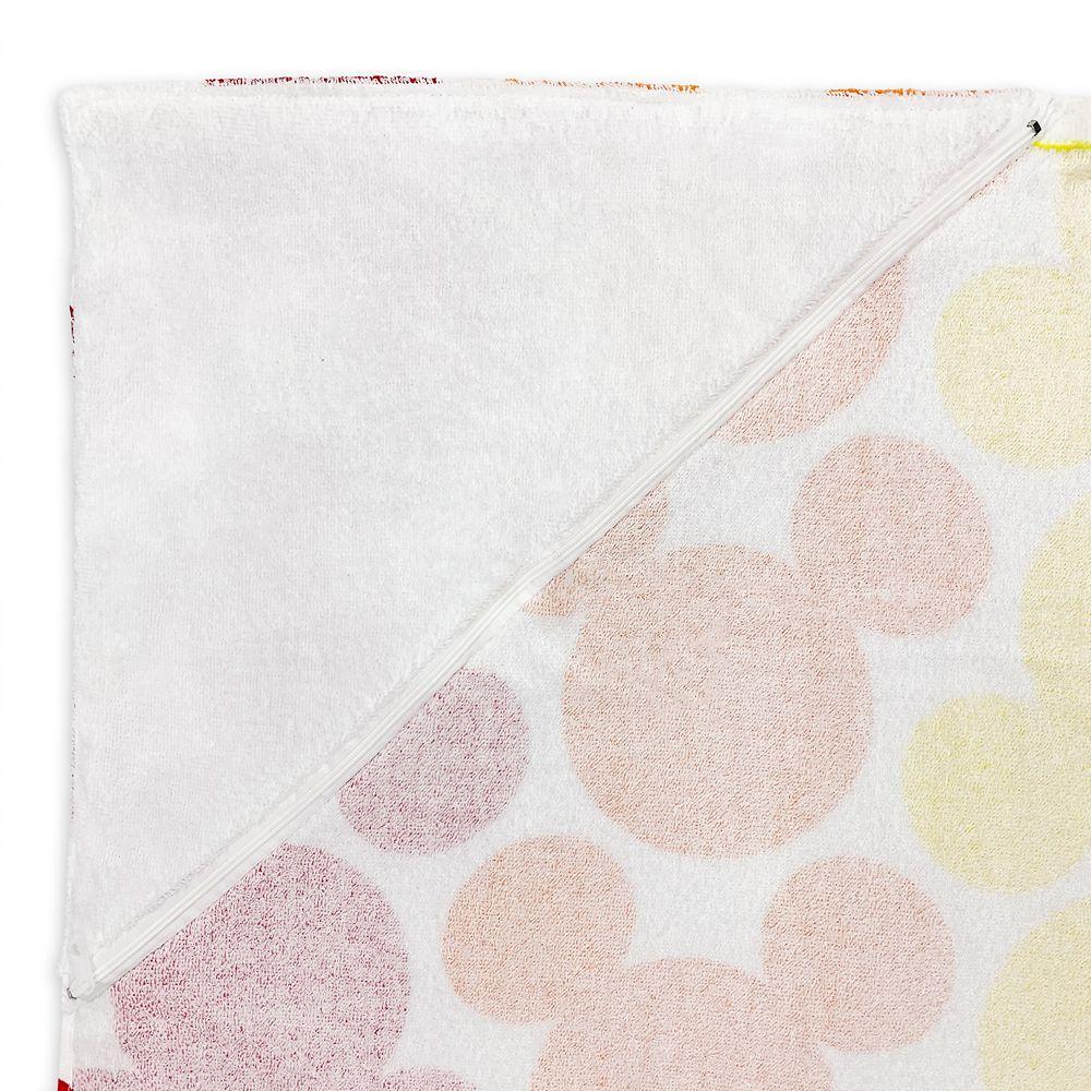 Rainbow Disney Collection Mickey Mouse Icon Jumbo Beach Towel – 2020