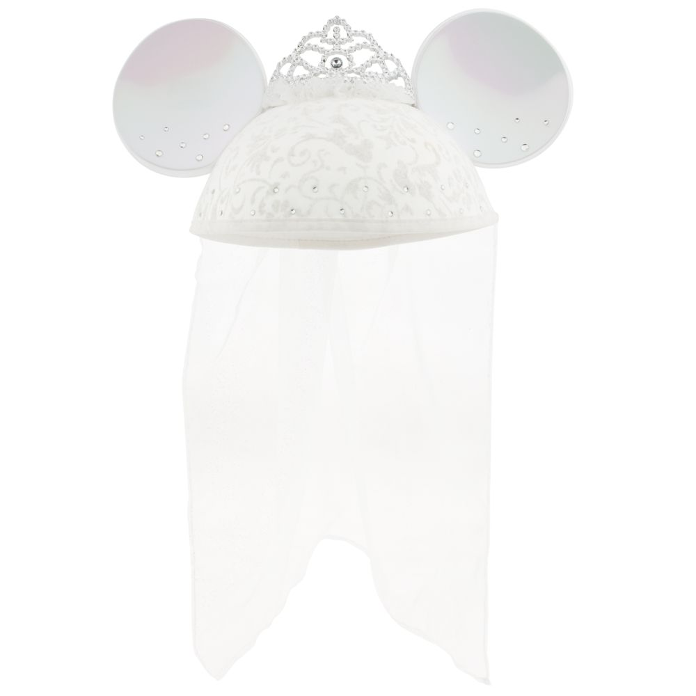Minnie Mouse Ear Hat – Bride