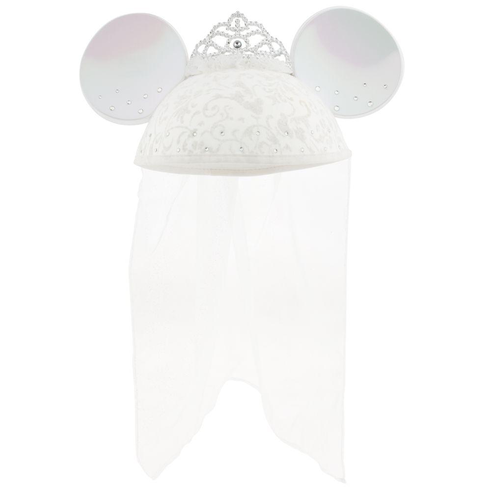Minnie Mouse Ear Hat – Bride