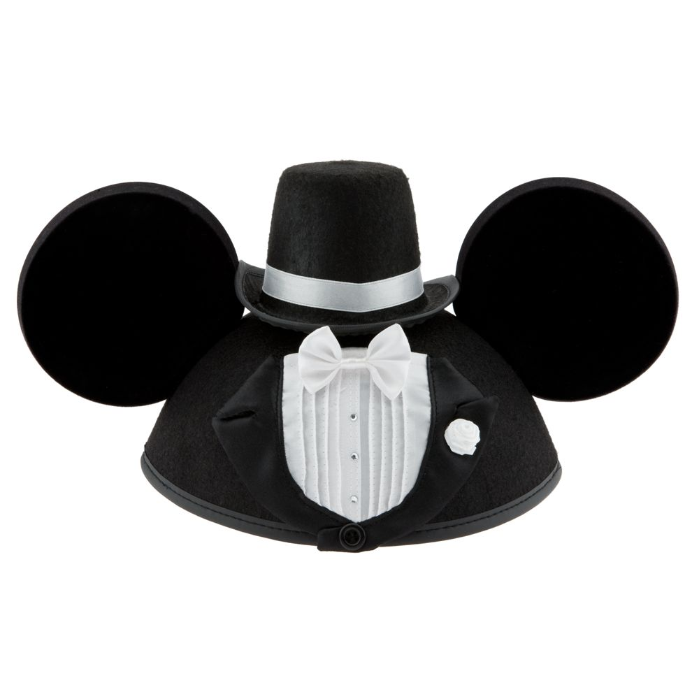 Mickey Mouse Ear Hat – Groom