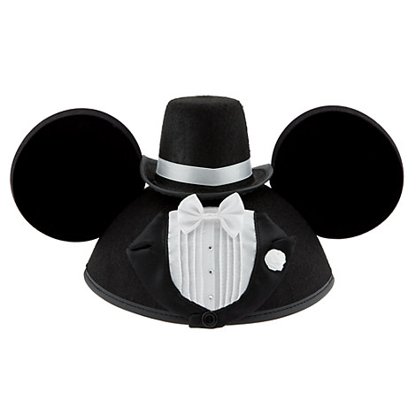 Mickey Mouse Ear Hat - Groom