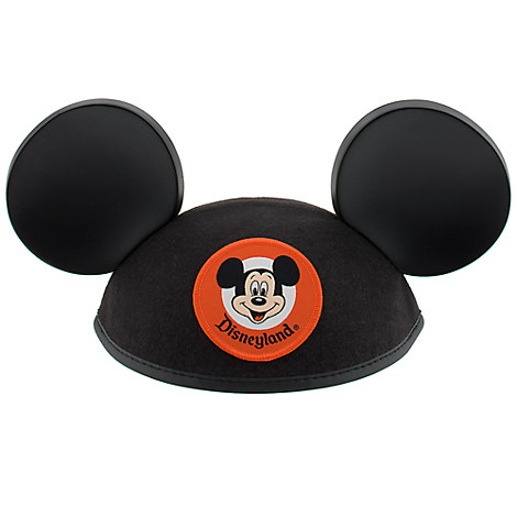 Mickey Mouse Ear Hat For Kids - Disneyland