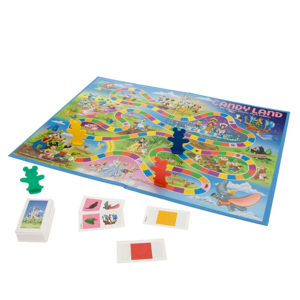 Disney Theme Park Edition Candyland® Game