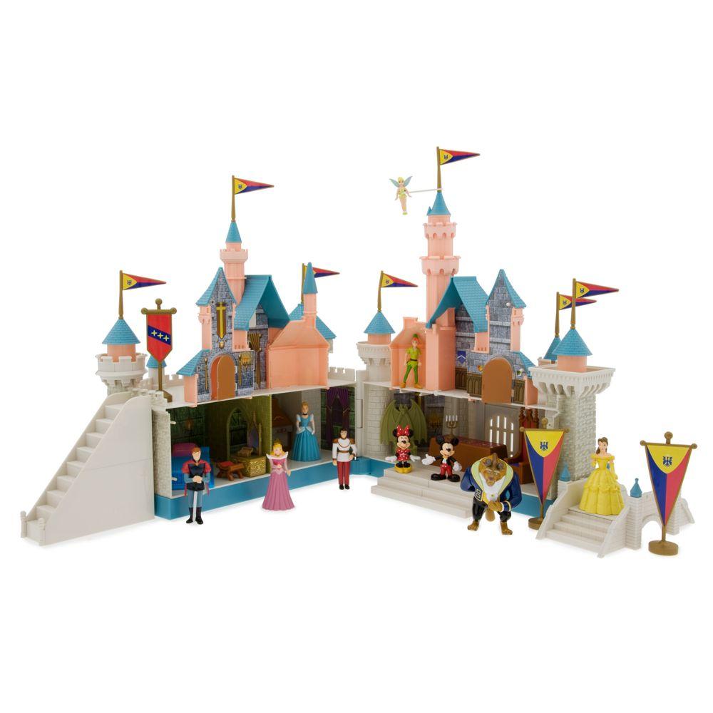Sleeping Beauty Castle Play Set