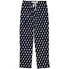 Silhouette Mickey Mouse Lounge Pants for Men
