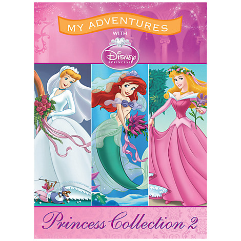 Disney Princess Collection 2 Personalizable Book - Standard Format