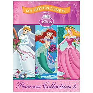 Disney Princess Collection 2 Personalizable Book - Large Format