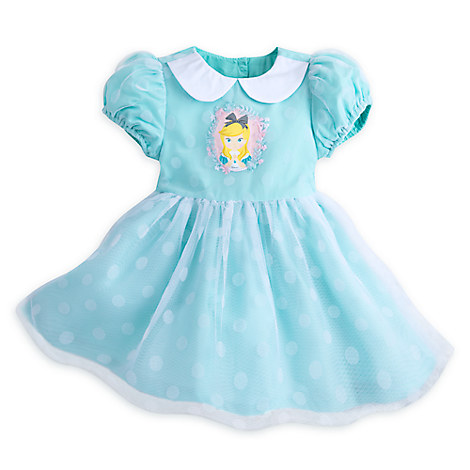 Alice in Wonderland Party Dress for Baby